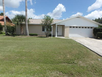 Palm Coast Single Family Home For Sale: 60 Christopher Court