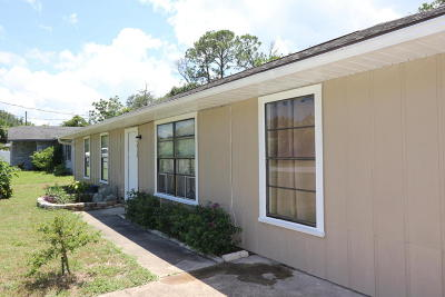 Daytona Beach Single Family Home For Sale: 1960 Forest Avenue