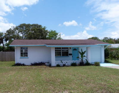 Ormond Beach Single Family Home For Sale: 46 Palm Drive
