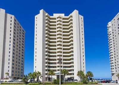 Daytona Beach Shores Condo/Townhouse For Sale: 3315 S Atlantic Avenue #1807