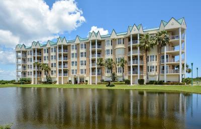 Ponce Inlet Condo/Townhouse For Sale: 4630 Harbour Village Boulevard #1208