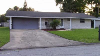 Daytona Beach Single Family Home For Sale: 1190 Margina Avenue
