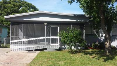 Daytona Beach Single Family Home For Sale: 951 Berkshire Road