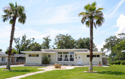 Ormond Beach Single Family Home For Sale: 90 Riverview Drive