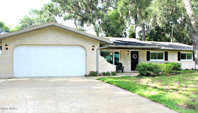 Port Orange Single Family Home For Sale: 111 Wimbledon Court