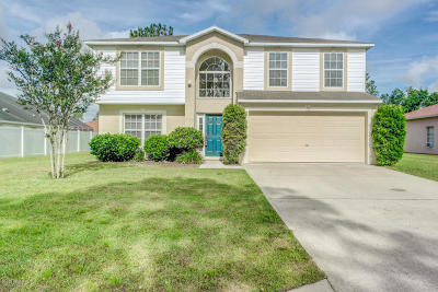 Palm Coast Single Family Home For Sale: 12 Roxland Lane