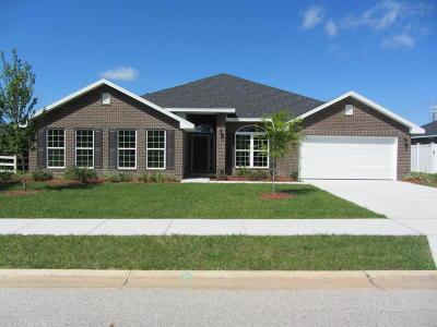 Flagler Beach Single Family Home For Sale: 5 N Lakeside Place