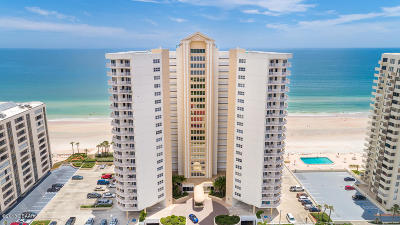 Daytona Beach Shores Condo/Townhouse For Sale: 2937 S Atlantic Avenue #1005