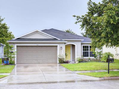 New Smyrna Beach Single Family Home For Sale: 551 Aeolian Drive