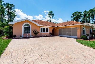 Palm Coast Single Family Home For Sale: 11 Woodlyn Lane