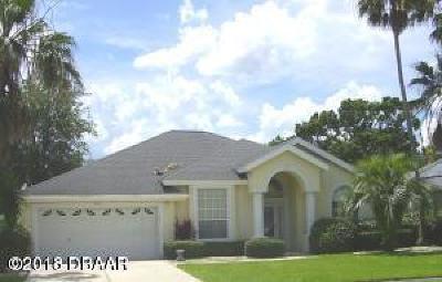 Port Orange Single Family Home For Sale: 5483 St Regis Way