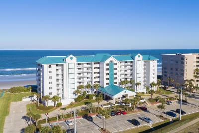 Ponce Inlet Condo/Townhouse For Sale: 4641 S Atlantic Avenue #208