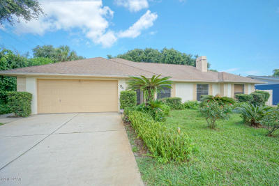 Ponce Inlet FL Single Family Home For Sale: $350,000