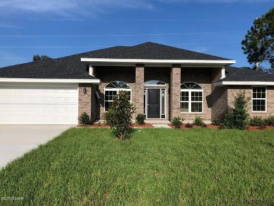 Palm Coast Single Family Home For Sale: 245 Underwood Trail