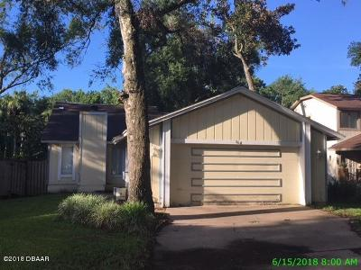Ormond Beach FL Single Family Home For Sale: $144,900
