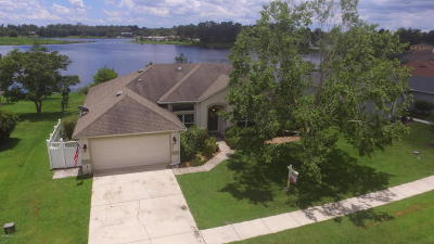 Deland Single Family Home For Sale: 922 S Lake Lindley Drive