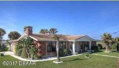 Ormond Beach Single Family Home For Sale: 2944 Ocean Shore Boulevard