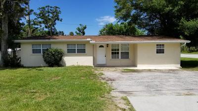 Daytona Beach Single Family Home For Sale: 1205 Old Kings Road