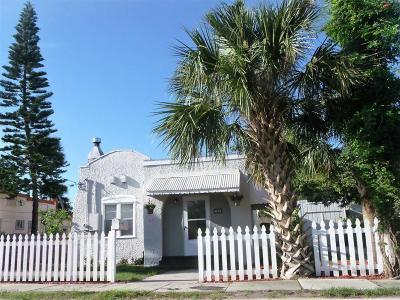 Daytona Beach Single Family Home For Sale: 200 Goodall Avenue