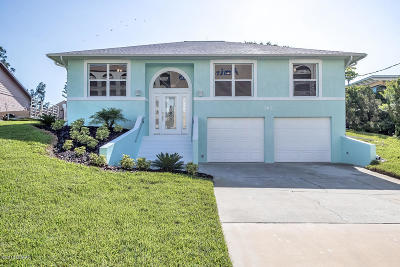 Port Orange Single Family Home For Sale: 3621 S Peninsula Drive