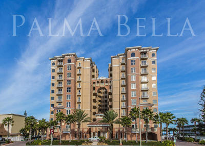 Daytona Beach Shores Condo/Townhouse For Sale: 3245 S Atlantic Avenue #908