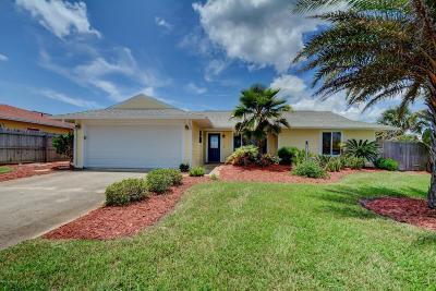 Ormond Beach Single Family Home For Sale: 26 W Sea Harbor Drive