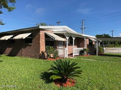 Daytona Beach Single Family Home For Sale: 2 Valley Drive