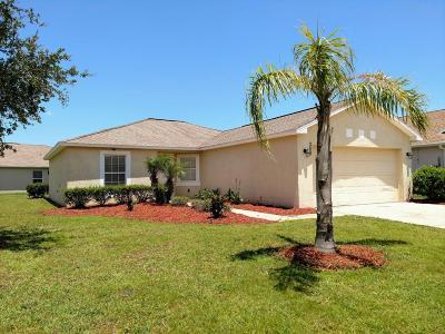 Daytona Beach Single Family Home For Sale: 369 Grand Preserve Way
