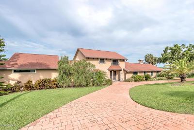Ormond Beach FL Single Family Home For Sale: $875,000