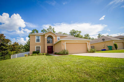 Deland Single Family Home For Sale: 1096 E New Street