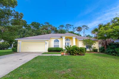 Port Orange Single Family Home For Sale: 436 Nash Lane