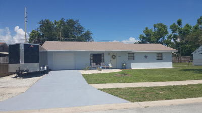 Port Orange Single Family Home For Sale: 5808 Wales Avenue
