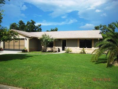 Port Orange Single Family Home For Sale: 354 Hearthstone Terrace
