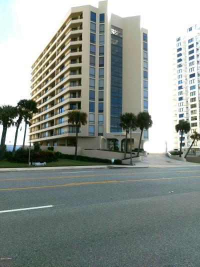 Daytona Beach Shores Condo/Townhouse For Sale: 3023 S Atlantic Avenue #7050