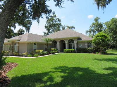Ormond Beach Single Family Home For Sale: 103 Emerald Oaks Lane