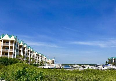 Ponce Inlet Condo/Townhouse For Sale: 4626 Harbour Village Boulevard #3308