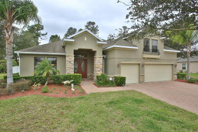 Deland Single Family Home For Sale: 204 Butter Hill Drive