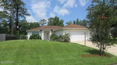 Daytona Beach Single Family Home For Sale: 1470 Admiral Nimitz Avenue