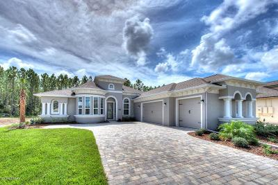 Ormond Beach Single Family Home For Sale: 886 Creekwood Drive