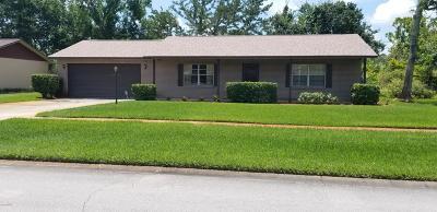 South Daytona Single Family Home For Sale: 785 Aspen Drive