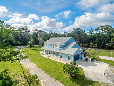 Deland Single Family Home For Sale: 1420 McGregor Road