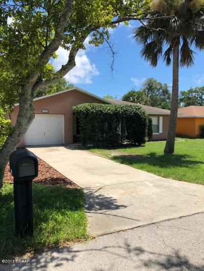 Ormond Beach FL Single Family Home For Sale: $185,000