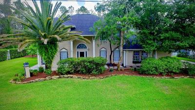 Palm Coast Single Family Home For Sale: 1 Rymm Place