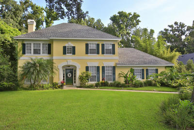 Ormond Beach Single Family Home For Sale: 4070 N Chinook Lane