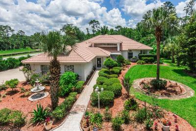 Ormond Beach Single Family Home For Sale: 2 Moss Point Drive