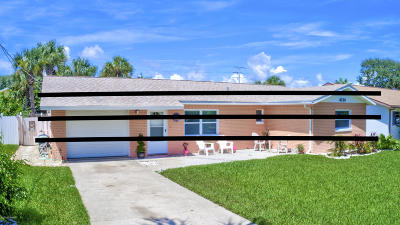 Ponce Inlet Single Family Home For Sale: 4720 Dixie Drive