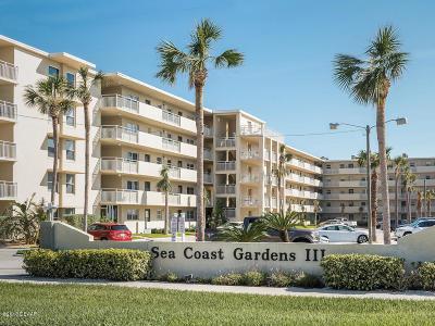 New Smyrna Beach Condo/Townhouse For Sale: 4153 S Atlantic Avenue #517