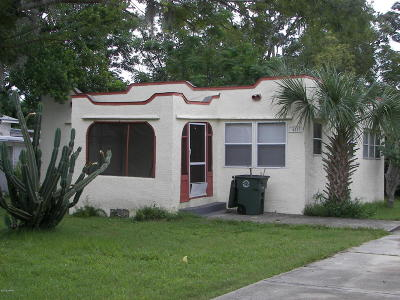 Daytona Beach Single Family Home For Sale: 517 Westmoreland Road