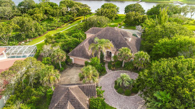 Hammock Dunes Single Family Home For Sale: 46 Island Estates Parkway