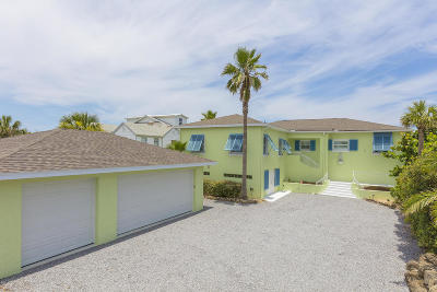 Daytona Beach Shores Single Family Home For Sale: 2811 S Atlantic Avenue